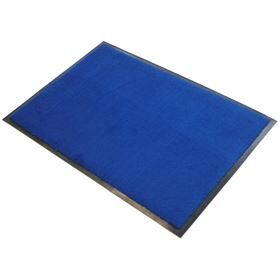 Supertuff Solid Blue Barrier Mats