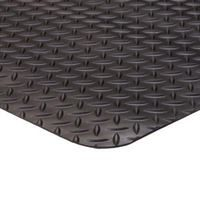 Diamond Deckplate Black