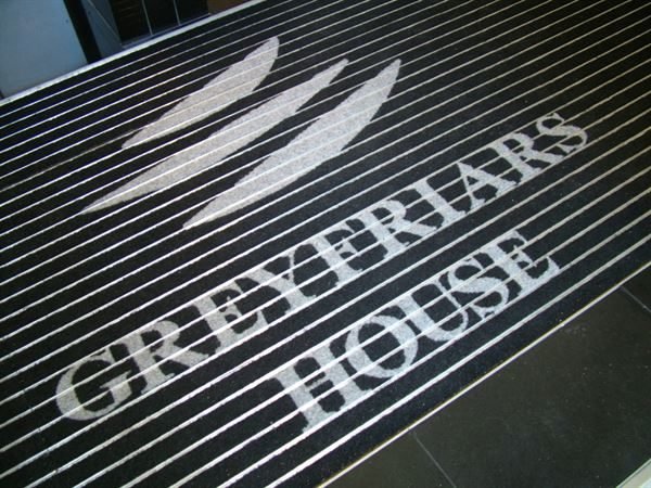 Grime Grabber at Greyfriars House by Puma