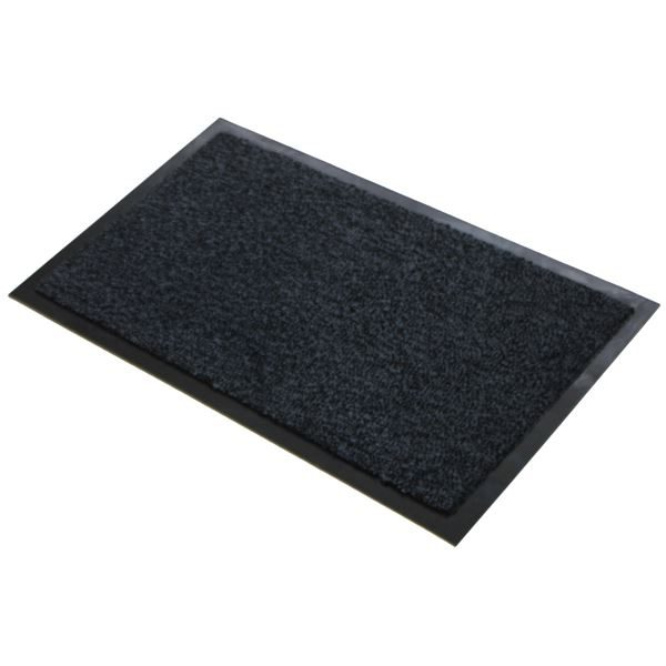 Kum Kleen Blue/Black Barrier Mats