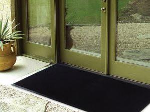 Brushkleen rubber entrance mat