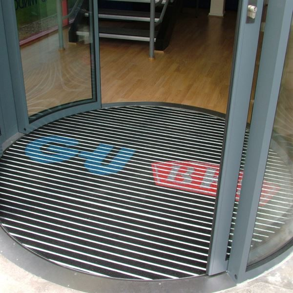 Aluminium Logo Entrance Matting Systems