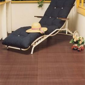 Nero Standard Brown Smooth Duckboard Matting