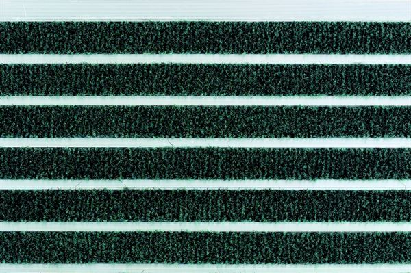 Alligator Forefront Forest Green aluminium entrance matting