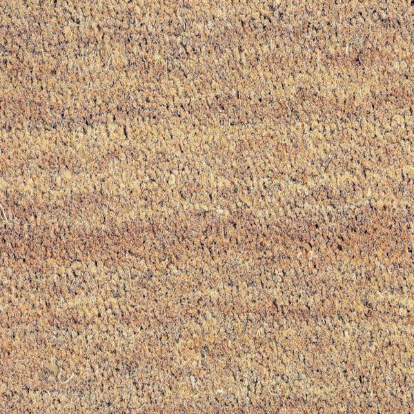 Cream 17mm PVC Backed Coir