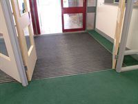 Grime Grabber Black & Red at Linton Special School, Cambs
