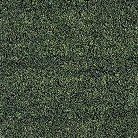 Green PVC Backed Coir Matting Brush Well