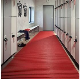Matwalk Red Duckboard Matting